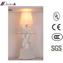 Indoor Hotel Energy Saving Polyresin Table Lamp
