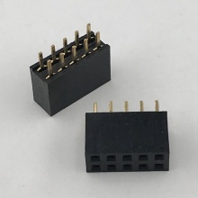 2.54mm 2x5 Pin Double Row pin Header Connector