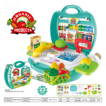 Boutique Playhouse Plastic Toy for Organic Food-Vegetable