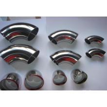 Espelho Cortes de tubos de aço inoxidável polido e sanitário