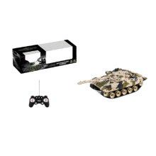 R / C Tanques de guerra (sem bateria incluída) Militar brinquedos de plástico