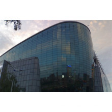 High Quality Steelstructure Building Glass Walls