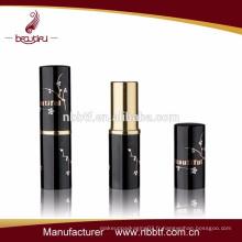 Récipient à lèvres en aluminium en gros sur cosmétiques