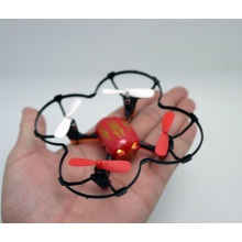 2015 Newest Mini rc plane for sale Skull Drone with lights mini quadcopter