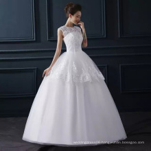 LSO018 wedding dress shoulder japanese style accessories long elegant wedding dresses