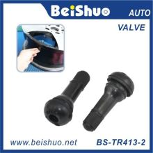 Tubeless Automobile Tire Tire Wheel Valves Tr413 / 414/415