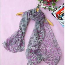Весна шелковый шарф 2014