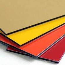 PVDF/PE aluminium composite panel/ACP manufacturer