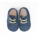 Soft Sole Baby Boy Happy Oxford Zapatos