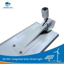 DELIGHT DE-AIO CCTV Camera Integrated Energy Luz de calle