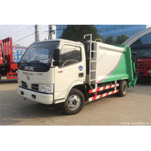 Caminhão de lixo compactador de veículos para resíduos