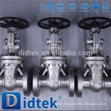Didtek 100% test api 6d standard gate valves