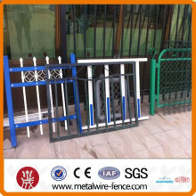 Good Quality Hot Dipped Galvanized Steel Tube Fence