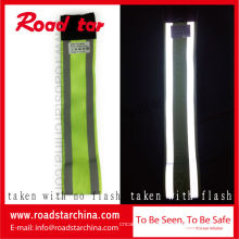 крюк и петля Светоотражающий безопасности повязку для бега