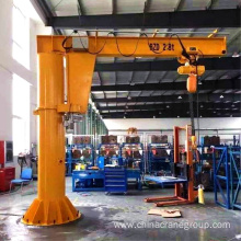 5000kg capacity Column Mounted Jib Crane