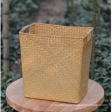 (BC-ST1041) Hot-Sell Good Quality Durable Handcraft Straw Basket