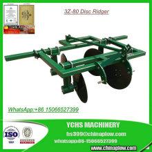 Farm Two Rows Tractor Disc Ridger com melhor preço