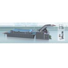 Machine de plastification automatique de papier ondulé litho flûte