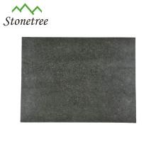 Food using large granite cutting board