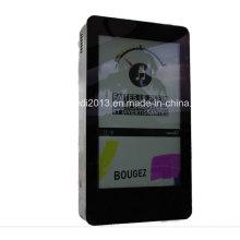 46-Zoll-Wandmontierte Outdoor-LCD-Werbemaschine