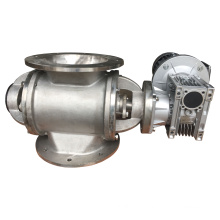 316L  Stainless Steel Easy Clean Rotary Airlock Valve