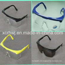 Hochwertige Sicherheitsbrillen mit Polycarbonat-Objektiv, Sicherheitsbrillen Lieferanten, PC-Linsen-Sicherheits-Schutzbrillen Lieferanten, Sicherheits-Schauspiele, Sicherheits-Schutzbrillen-Fabrik