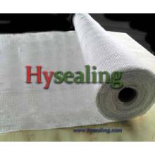 Tissu texturé en fibre de verre pour la Procédure incendie