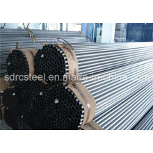 Round Black Annealed Steel Pipe for Hydraulic Pipe