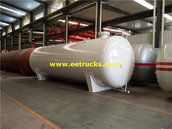 40ton LPG Bulk Storage Tanks