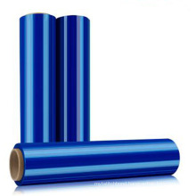 Factory wholesale Blue LLDPE stretch wrap Film For pallet or  Furniture
