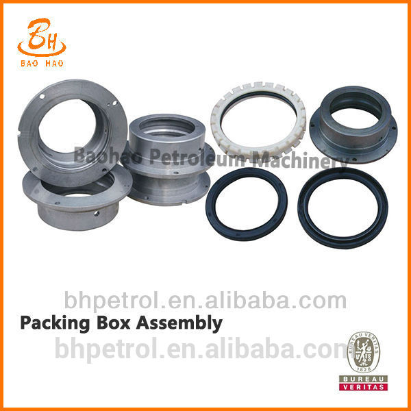 Packing Box Assembly For Drilling Pump