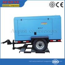Scy75 Diesel Portable Air Compressor