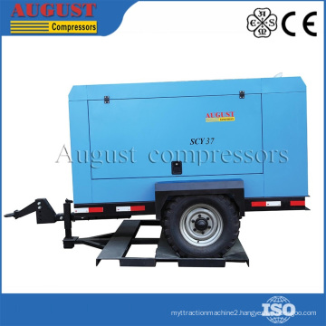 Scy75 Diesel Portable Air Compressor