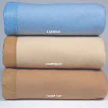 High Quality Comfortable Hotel Wool Blanket (DPH0205)