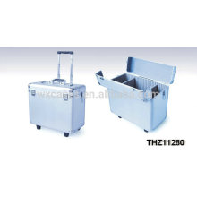 high qualiy&professional rolling cosmetic cases from China manufacturer