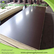 17.5mm Poplar Core or Finger Joint Core Film Faced Plywood