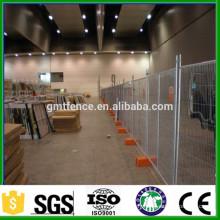 Clôture temporaire galvanisée / Stands temporaires de clôture Béton du fournisseur chinois