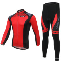 Own Brand Bike Clothing Long Sleeve Mens Cycling Jerseys