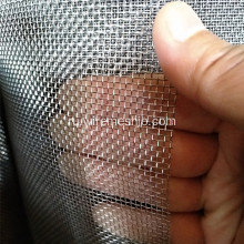 304L+Stainless+Steel+Crimped+Wire+Mesh