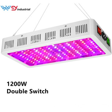 1200W Grow Light Full Spectrum para Vegetales de interior / Bloom