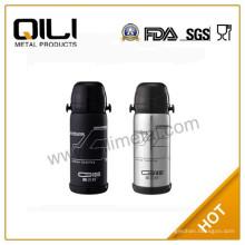 2013 nueva aspiradora tipo botella sport de acero inoxidable con aislamiento
