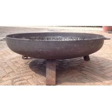 Europa Popular Metal Fire Pit Bowl / acero Fire Pit