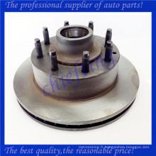 disques de frein pour ford f250 disques de frein E7TZ-1102-C YC3Z-1V102-CA YC3Z-1V102-CB