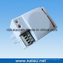 Sensor de movimento de microondas de pequena dimensão pequena