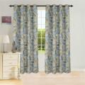 Polyester Window Jacquard Panel Curtain