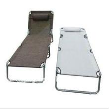 cama de acampamento com travesseiro VLA-9007B