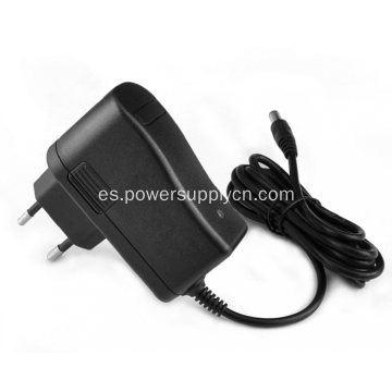 Adaptador de corriente de conmutación 19V enchufe de pared