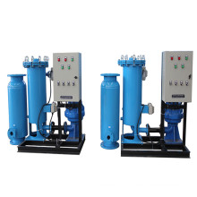 Automatic Tube Cleaning System Use Rubber Ball for Heat Exchange
