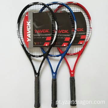 Wholesale Customized High Quality Carbon Aluminum Adult Training Tennis Racket