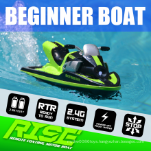 VOLANTEXRC RC Motor Boat 2.4GHz Radio Control Toy Boats Electric Watercraft Outdoor Toy for Kids or Adults